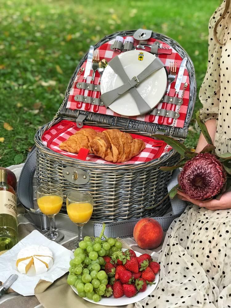 """Корзина для пикника """"Saumur"""" для 2 человек"""