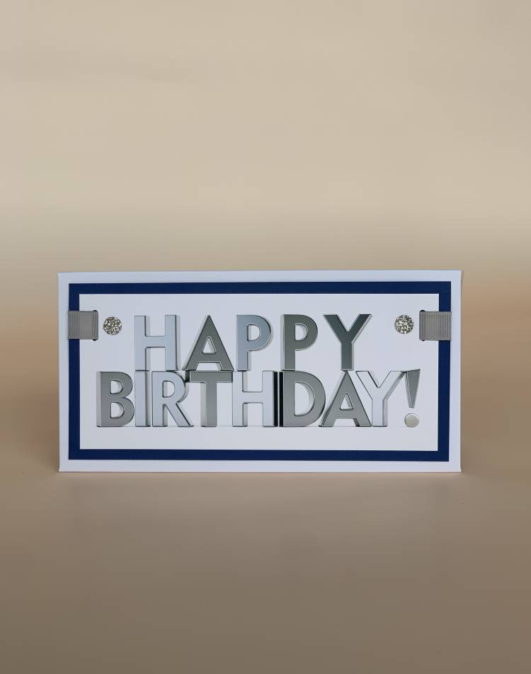 Конверт Happy Birthday