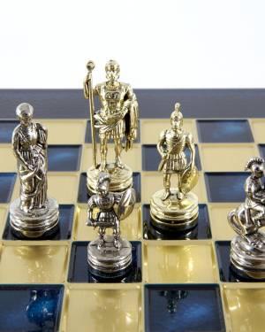 Шахматный набор греко-римского периода, синяя ш... - заказ и доставка цветов Киев