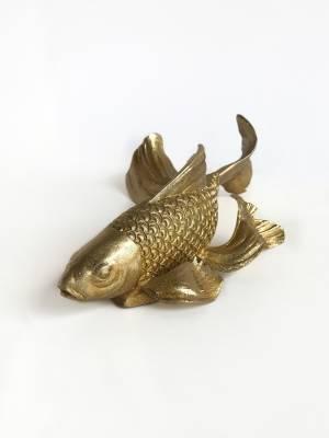 Статуэтка настенная Золотая рыбка, 28 см - заказ и доставка цветов Киев