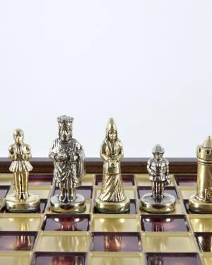 Шахматный набор в стиле Византийской Империи, к... - заказ и доставка цветов Киев