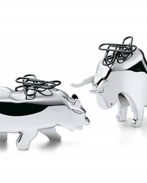 Магнитный держатель для скрепок Bull & Bear - заказ и доставка цветов Киев