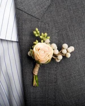 Бутоньерка «Гармония души» - заказ и доставка цветов Киев
