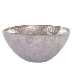 Чаша серебряно-серая, 7 см - заказ и доставка цветов Киев