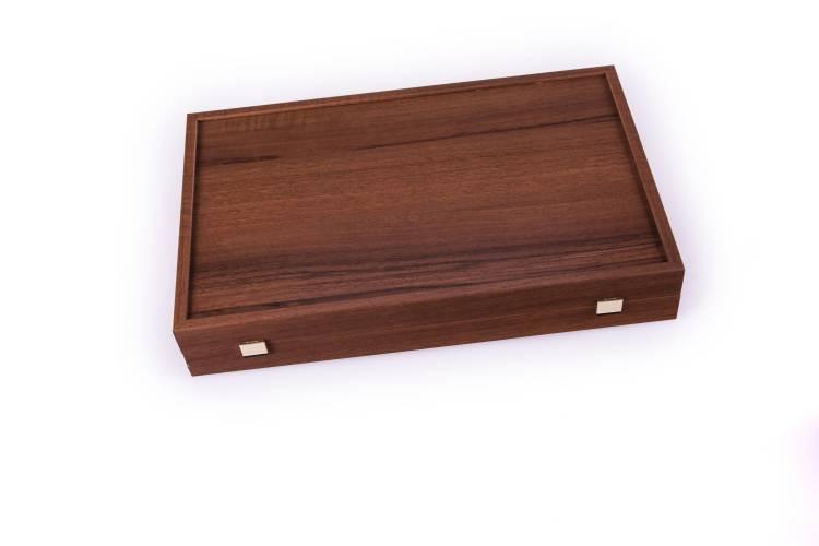 Нарды ручной работы деревянные из Венге