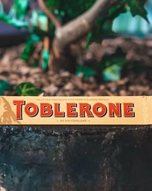 Шоколад Toblerone 100г - заказ и доставка цветов Киев