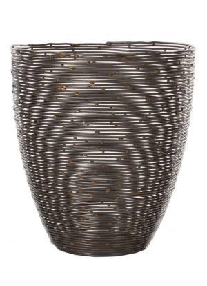 Горшок наборной спиральный, 16 см - заказ и доставка цветов Киев