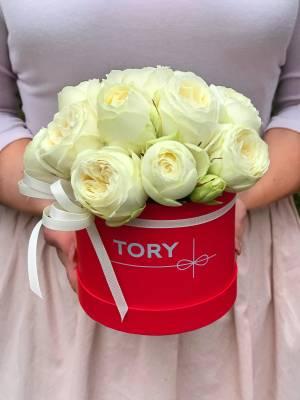 Квіти в коробці
