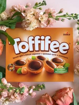 Конфеты Toffifee 250г - заказ и доставка цветов Киев