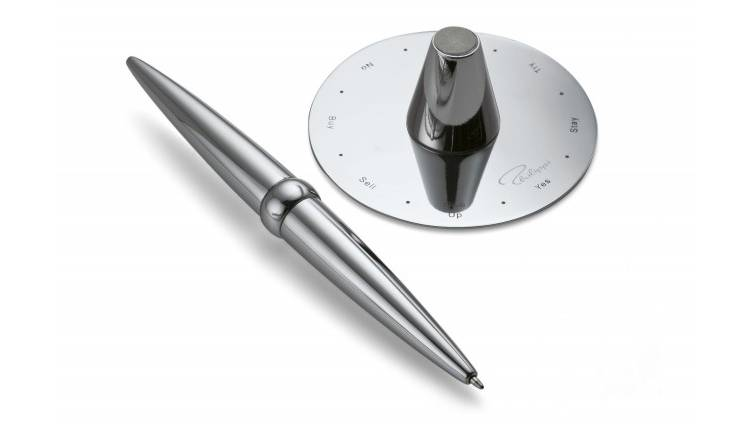 Ручка-приниматель решений Helicopter