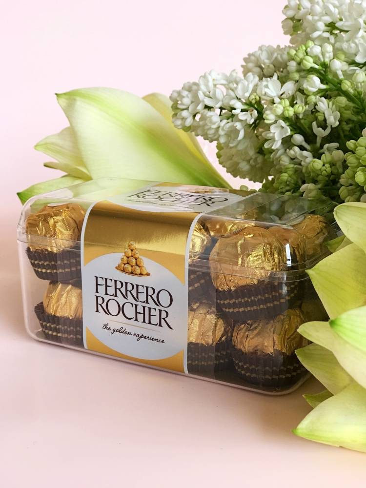 Конфеты Ferrero Rocher, 200 гр