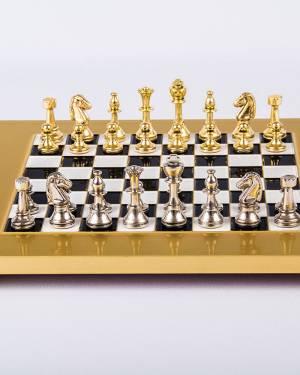 Стаунтоновский шахматный набор, черно-белая шах... - заказ и доставка цветов Киев