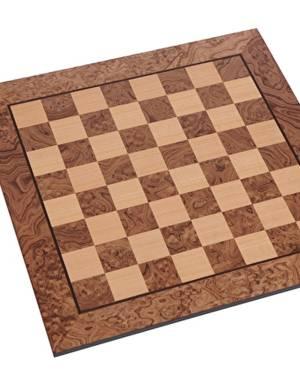 Деревянная шахматная доска с капом Ореховое дер... - заказ и доставка цветов Киев