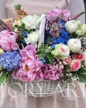 Корзина желаний - заказ и доставка цветов Киев