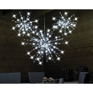 Светодиодная Полярная звезда тёплый белый 45 см... - заказ и доставка цветов Киев