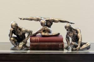 Скульптура Тренировка в ассортименте - заказ и доставка цветов Киев