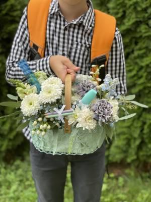 Композиция  Мятный Бриз - заказ и доставка цветов Киев