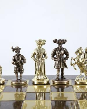 Шахматный набор Средневековый Рыцарский, красна... - заказ и доставка цветов Киев