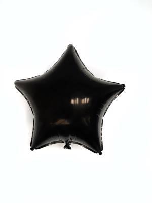 Шар-звезда Черный - заказ и доставка цветов Киев