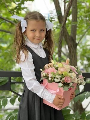 Композиция Фантастический миг - заказ и доставка цветов Киев