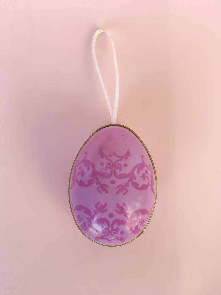 Яйцо метал микс 5 цветов, шт