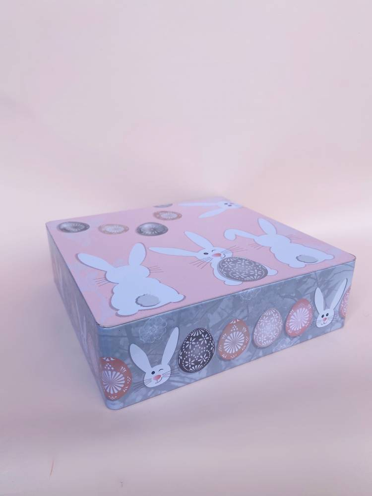 Коробка металева FIPSI 183x183x55мм