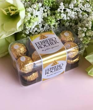 Конфеты Ferrero Rocher, 200 гр - заказ и доставка цветов Киев