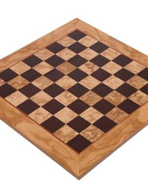 Деревянная шахматная доска Оливковое дерево и В... - заказ и доставка цветов Киев