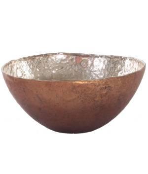 Чаша серебряно-медная, 7 см - заказ и доставка цветов Киев