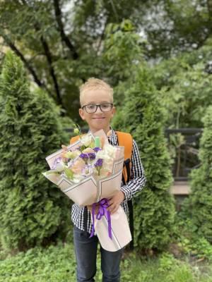 Букет Летний День - заказ и доставка цветов Киев