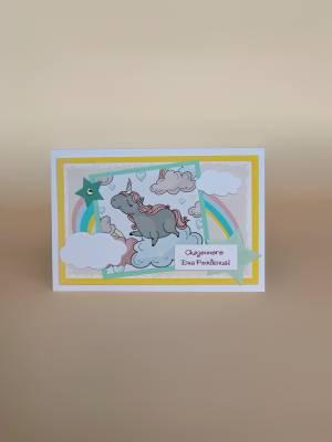 Открытка Сказочного Дня Рождения - заказ и доставка цветов Киев