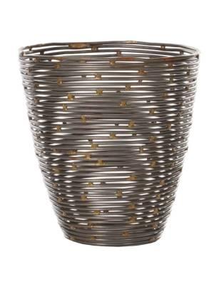 Горшок наборной спиральный, 9,5 см - заказ и доставка цветов Киев