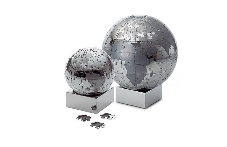 Пазл-глобус Extravaganza, диаметр 7,5 см