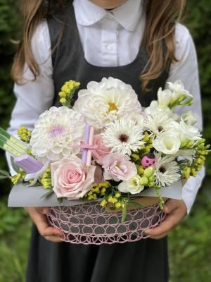 Композиция  Школьная симфония - заказ и доставка цветов Киев